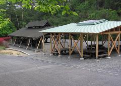 ロッジC炊飯場