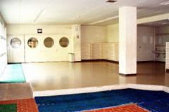 プレイホール玄関